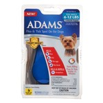Adams™ Spot On Dog 6 - 12 lb. Topical Flea and Tick Treatment 3-Pack