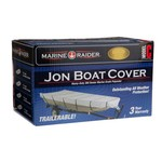 Marine Raider Model C 300-Denier Boat Cover Fits 16' Jon Boats - view number 1