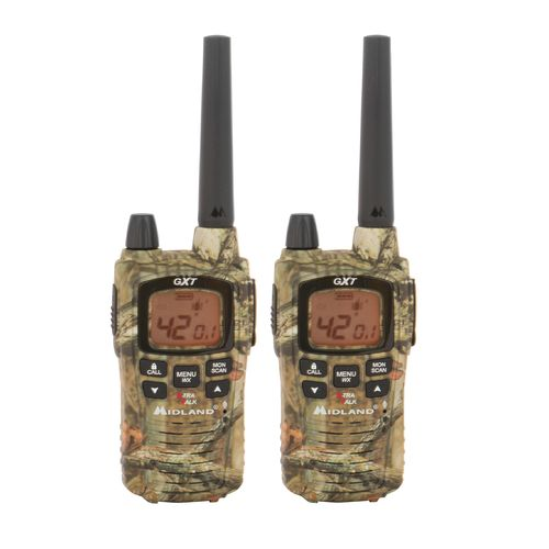 Image for Midland GXT-895 FRS/GMRS 2-Way Radios 2-Pack from Academy