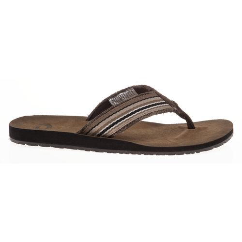 O'Rageous Men's Beach Thong Sandals