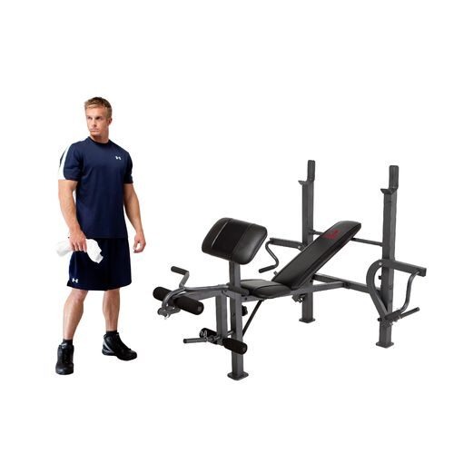 Marcy Diamond Elite Standard Weight Bench