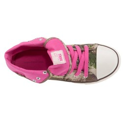 Realtree Girl Women's Lindsey High-Top Casual Shoes