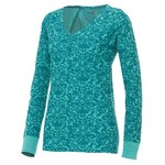 Magellan Outdoors™ Women's Long Sleeve Printed Henley