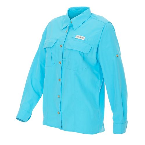 Magellan Outdoors™ Women's FishGear Laguna Madre Long Sleeve Fishing Shirt