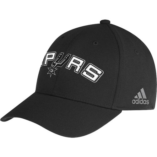 adidas™ Men's San Antonio Spurs Basic Flex Cap
