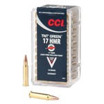 CCI® TNT Green .17 HMR 16-Grain Hollow-Point Rimfire Rifle Ammunition