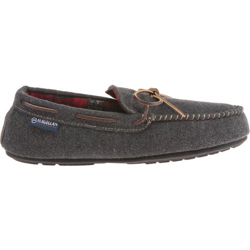 Display product reviews for Magellan Outdoors Men's Moccasin Slippers