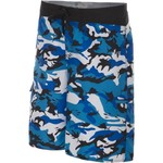 Pelagic Men's Fish Camo Short