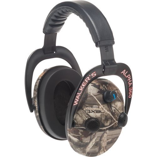 Walker's Alpha Muffs 360 Electronic Earmuffs