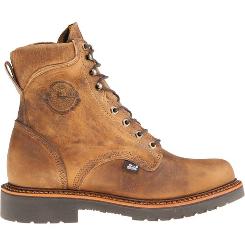Lace-Up Work Boots | Steel-Toe Lace-Up Work Boots | Academy