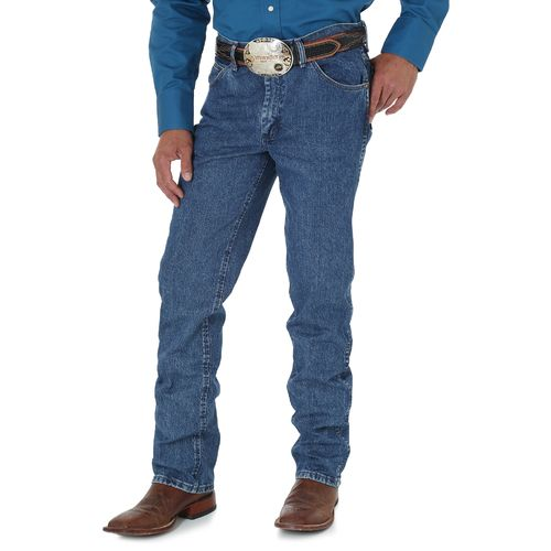 Display product reviews for Wrangler Men's Premium Performance Cowboy Cut Slim Fit Jean