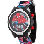MZB Boys' Ultimate Spider-Man Digital Watch