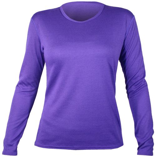 Display product reviews for Hot Chillys Women's Pepper Bi-Ply Crewneck Shirt
