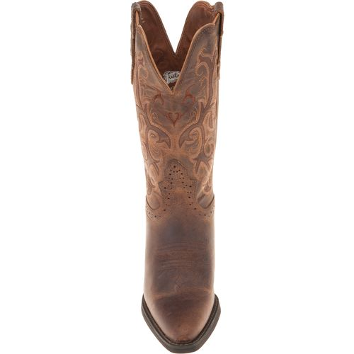 Justin Women's Puma Cowhide Western Boots - view number 3