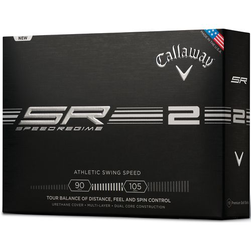 Image for Callaway Speed Regime 2 Golf Balls 12-Pack from Academy