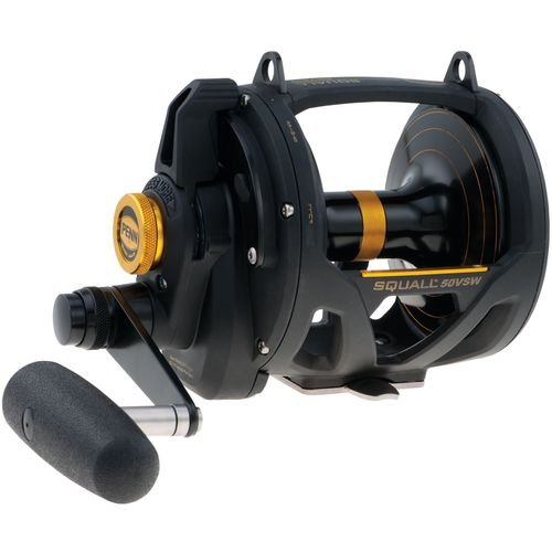 Display product reviews for PENN Squall Conventional Reel