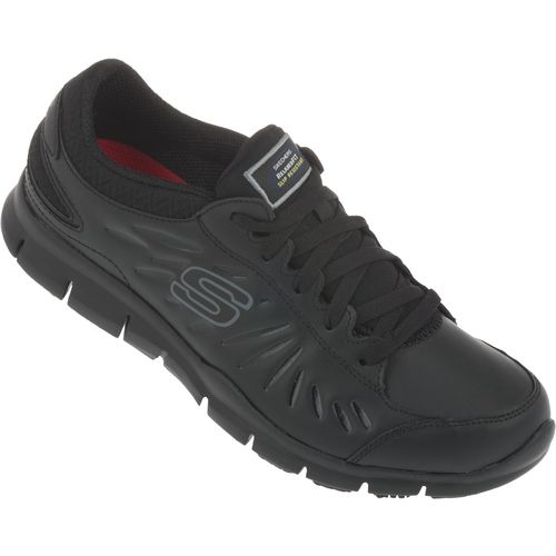 SKECHERS Women's Eldred Slip-Resistant Service Shoes - view number 2