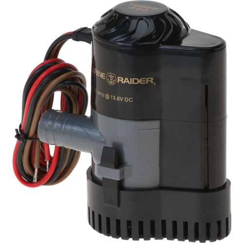 Display product reviews for Marine Raider 800 Gph Automatic Bilge Pump