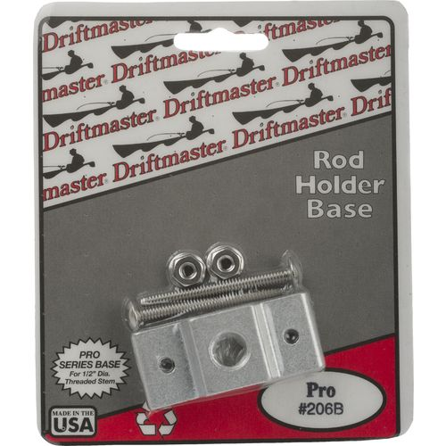 Driftmaster Pro Series Square Rail Clamp Base