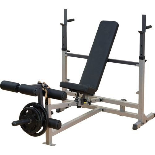 Captivating Body Solid PowerCenter Combo Bench