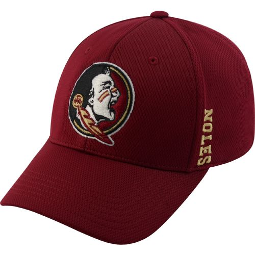 Top of the World Adults' Florida State University Booster Cap