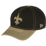 New Era Men's New Orleans Saints 39THIRTY 2-Tone Neo Cap