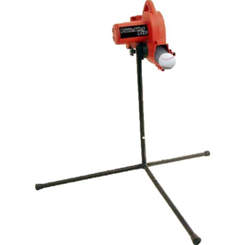 Display product reviews for Heater Sports PowerAlley Pro Real Baseball Pitching Machine
