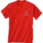 New World Graphics Women's University of Louisiana at Lafayette Short Sleeve T-shirt