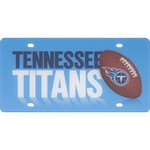 Stockdale Tennessee Titans Team Name and Football License Plate