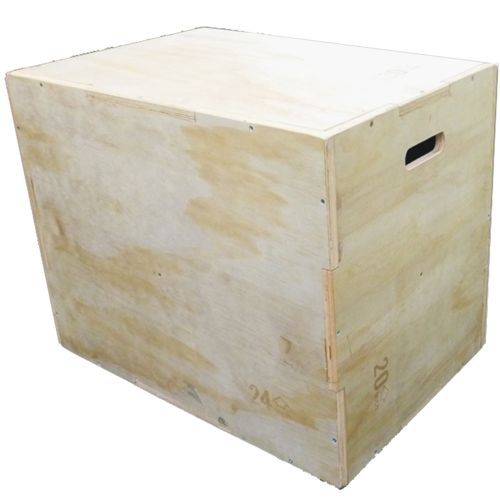 Apollo Athletics 3-in-1 Wooden Plyo Box - view number 1