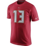 Nike Men's Tampa Bay Buccaneers Mike Evans #13 Player Pride T-shirt