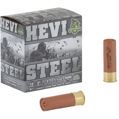 Display product reviews for HEVI-Shot® HEVI-Steel® 12 Gauge Shotshells