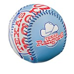 Rawlings® Kids' Texas Rangers Retro Baseball