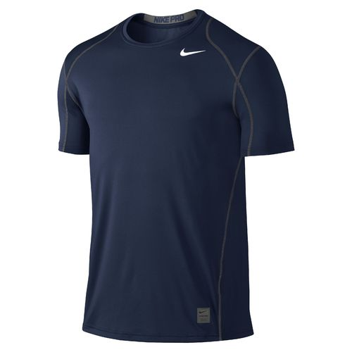 Nike Men's Pro Cool Fitted Short Sleeve Shirt