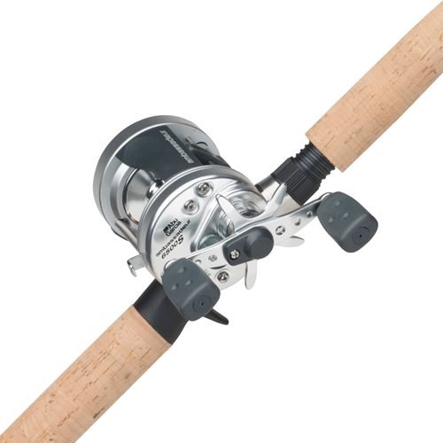 Abu Garcia Ambassadeur S Round Baitcast Reel Right-handed - view number 4