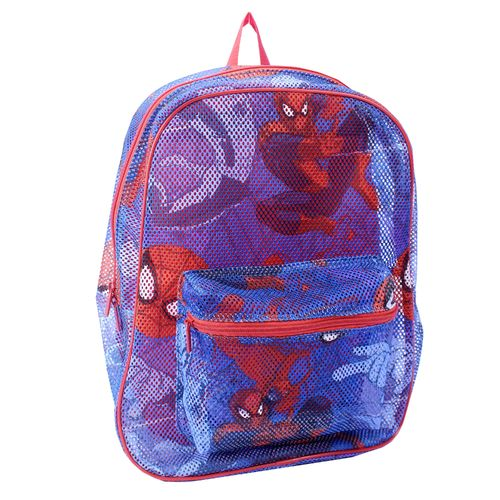 Marvel Spider-Man Mesh Backpack