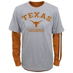 NCAA Toddlers' University of Texas Classic Fade T-shirt Combo Pack