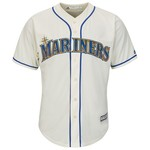 Majestic Men's Seattle Mariners Cool Base® Replica Jersey