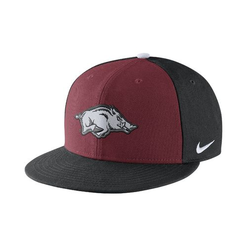 Nike Men's University of Arkansas Pro Verbiage Adjustable