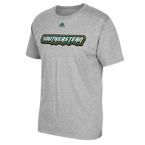 adidas™ Men's Southeastern Louisiana University Team Font T-shirt