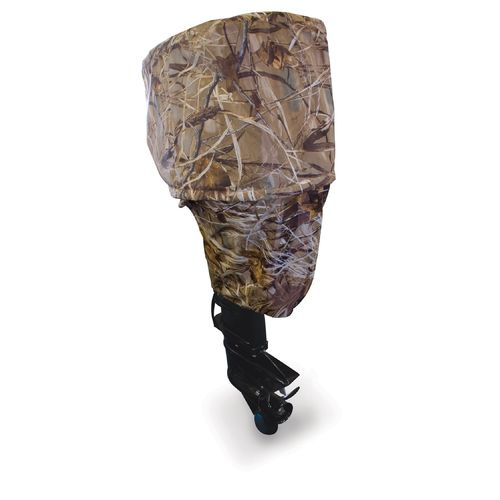 Display product reviews for Marine Raider Realtree Max-5® Motor Hood Cover