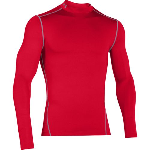 Under Armour™ Men's ColdGear® Armour® Compression Mock Baselayer Shirt