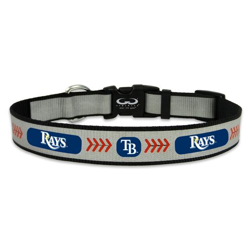 GameWear Tampa Bay Rays Reflective Large Baseball Collar