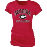 Blue 84 Juniors' University of Georgia Triblend T-shirt