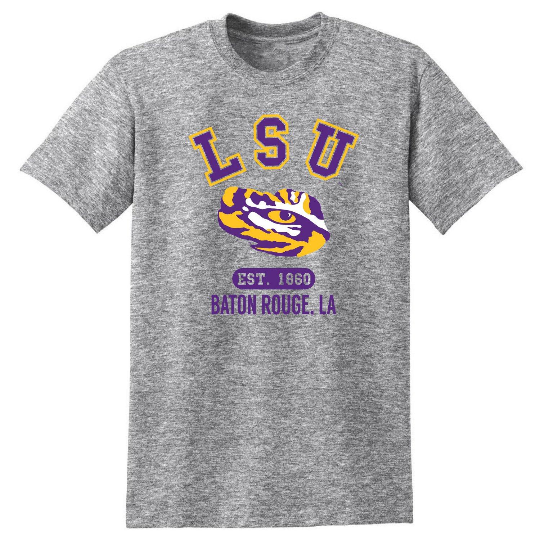 Viatran Kids' Louisiana State University Painted Mascot T-shirt