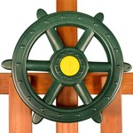 Gorilla Playsets™ Large Ship's Wheel - view number 1