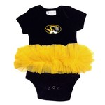 Two Feet Ahead Infant Girls' University of Missouri Tutu Creeper