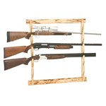 Rush Creek 5-Gun Wall Rack - view number 1