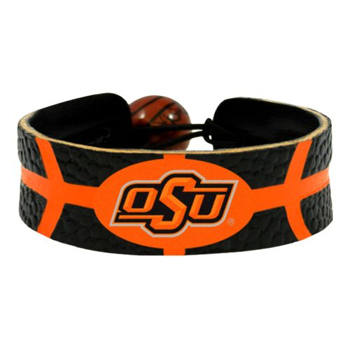 GameWear Oklahoma State University Team Color Basketball Bracelet