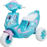 KidTrax Girls' Frozen 6V Scooter